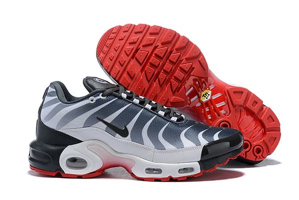 NEW Black White Nike Air Max Plus TN SE Running Shoe (Special Limited Edition)