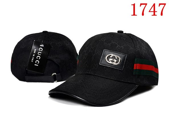 Original Gucci Embossed Embroidered Printed Baseball Cap Catalog 103 (8 Colors Available)