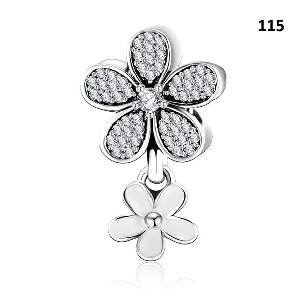 Real 925 Sterling Silver Crafted Pandora & Universal Charms Catalog 13 (10 Charms To Choose From) (Free 7 Day Shipping If You Purchase 10 Or More Charms)