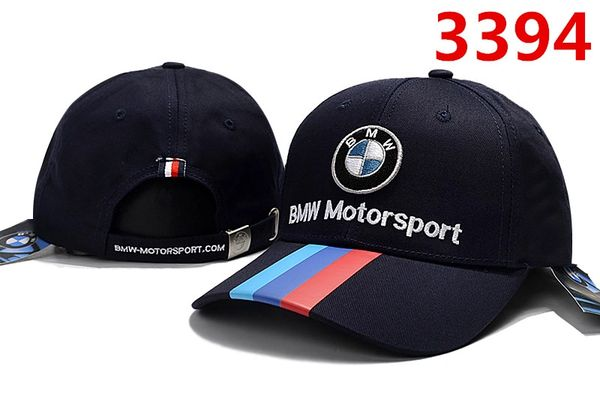 Original Puma BMW Baseball Cap Catalog 108 (8 Colors Available)