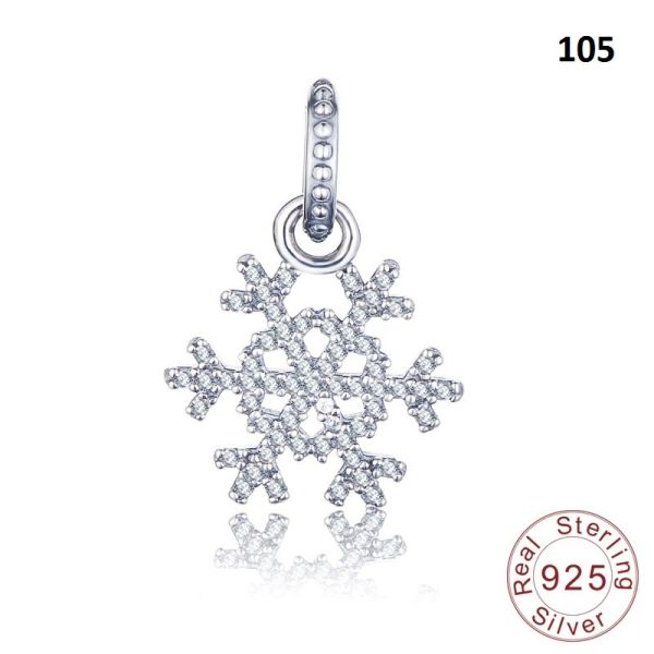 Real 925 Sterling Silver Crafted Pandora & Universal Charms Catalog 12 (10 Charms To Choose From) (Free 7 Day Shipping If You Purchase 10 Or More Charms)