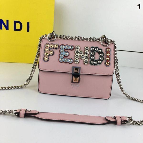 NEW 2018 Original Fendi Handbags Catalog 9 (3 Colors Available)