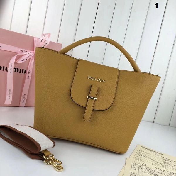 NEW 2018 Original Miu Miu Handbags Catalog 1 (4 Colors Available)