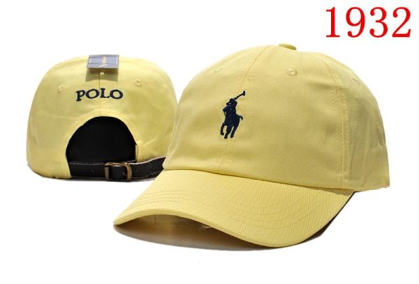 Polo Classic Chino Sports Cap (Extended Colors)