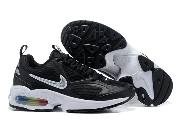 NEW White Black Nike Air MAX2 Light Running Shoe
