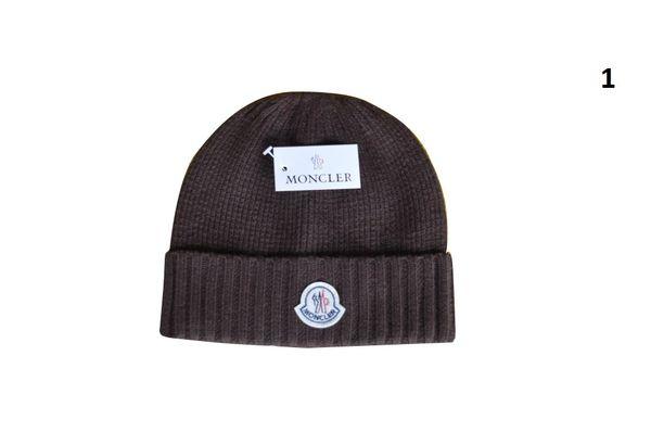 NEW Winter Original Moncler Knit Wool Hat Catalog 3