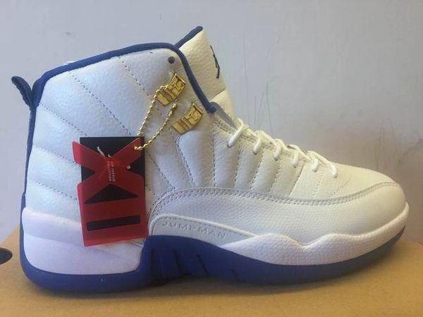 "Air Jordan Retro GG (GS) ""French Blue"" Sneaker"