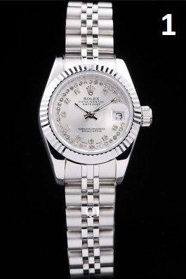 NEW Ladies Rolex Luxury Timepiece Catalog 10 (90% Off Retail Price)