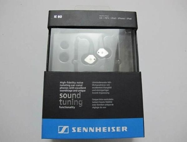 Sennheiser IE 80 In-Ear Headphones