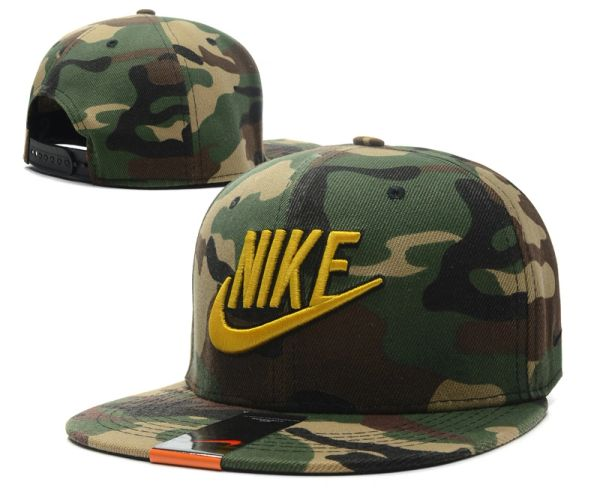 The Nike Futura Custom Hunter Edition Snapback