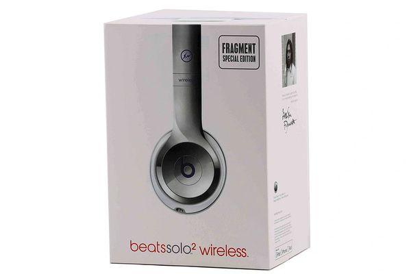 Beats Solo 2 Hiroshi Fujiwara Lightning Headphones (Limited Edition)