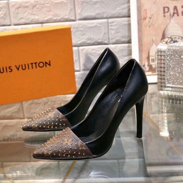 New Ladies Original Louis Vuitton Luxury Casual Shoes Catalog 4