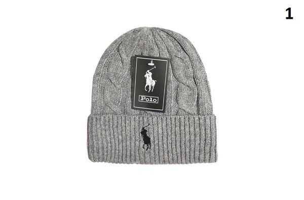 NEW Winter Original Polo Knit Wool Hat Catalog 6