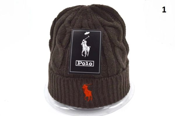 NEW Winter Original Polo Knit Wool Hat Catalog 7