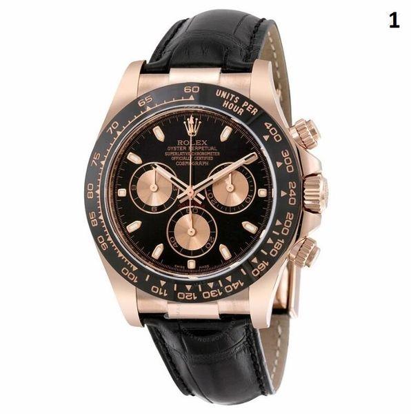 NEW Rolex Cosmograph Daytona Luxury Timepiece Catalog 4 (90% Off Retail Price)