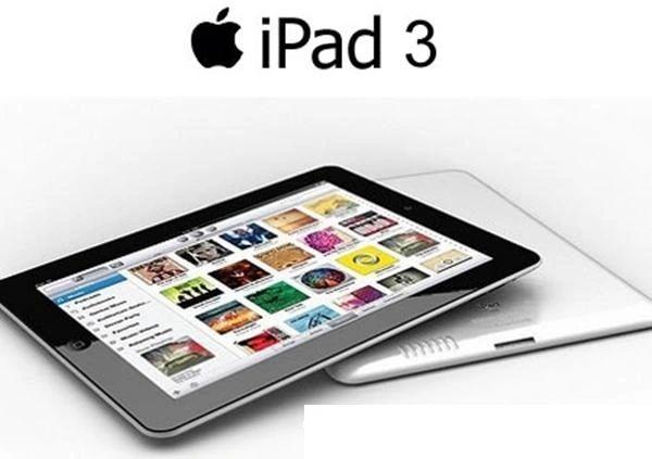 100% Original Apple iPad 3 (16GB 32GB 64GB Wifi Only)