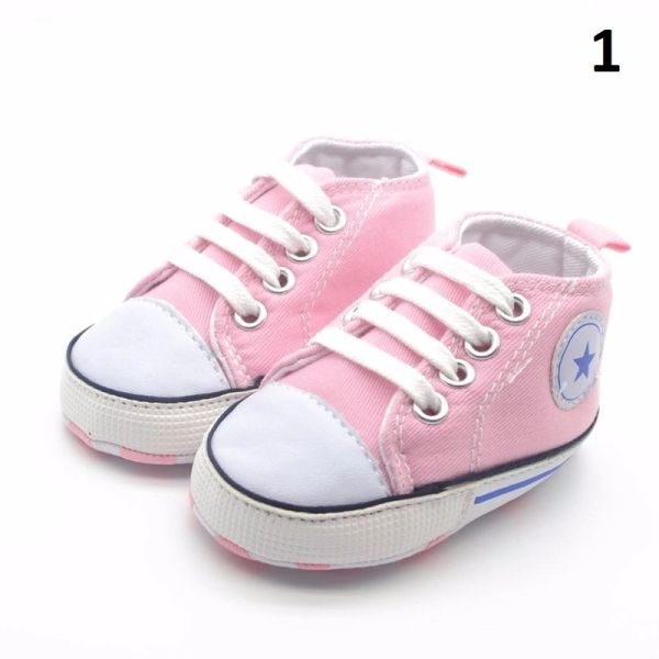 New Infant/Newborn Authentic Footwear Catalog 25 (5 Styles To Choose From)
