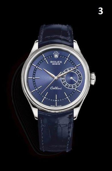 NEW Rolex Cellini Luxury Timepiece Catalog 3 (90% Off Retail Price)