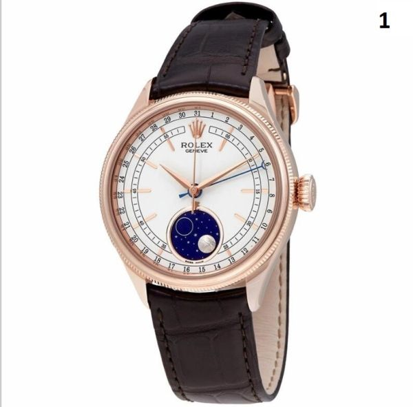 NEW Rolex Cellini Luxury Timepiece Catalog 1 (90% Off Retail Price)
