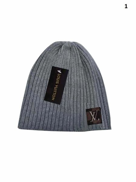 NEW Winter Louis Vuitton Hipster Knitted Hat