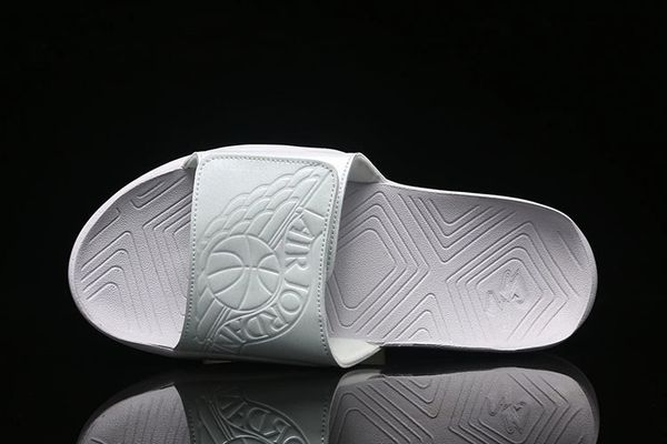 NEW Air Jordan Pure Platinum Hydro 7 Sandals