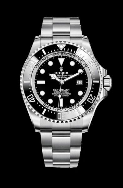 NEW Rolex Sea-Dweller and Rolex Deepsea Luxury Timepiece Catalog (90% Off Retail Price)