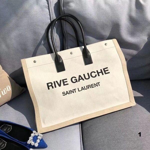 NEW 2018 Original Saint Laurent (YSL) Handbags Catalog 7 (2 Colors Available)