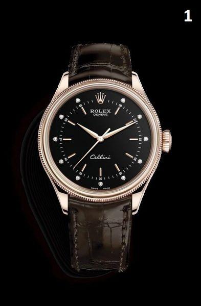 NEW Rolex Cellini Luxury Timepiece Catalog 2 (90% Off Retail Price)