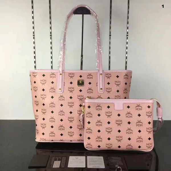 NEW 2018 Original MCM Handbags Catalog 5 (4 Colors Available)
