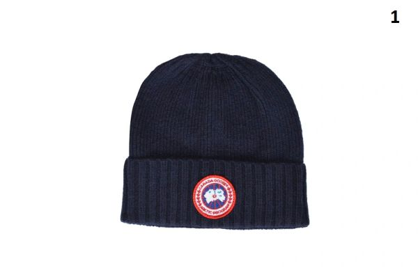 NEW Winter Original Canada Goose Knit Wool Hat Catalog 1
