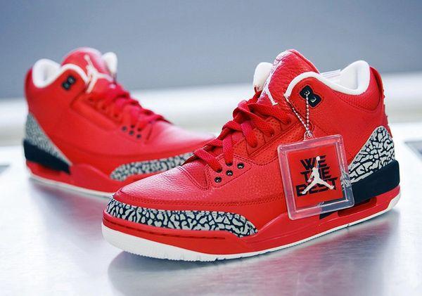 Nike AIr Jordan 3 Retro DJ Khaled 'Grateful' EXCLUSIVE (Limited Special Edition)