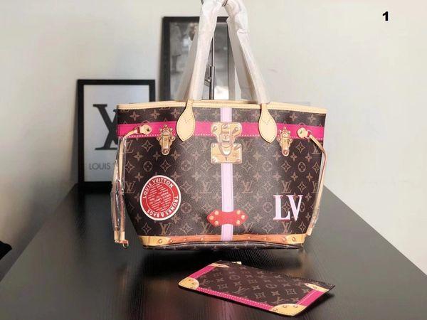 NEW 2018 Original Louis Vuitton Handbags Catalog 6 (4 Colors Available)