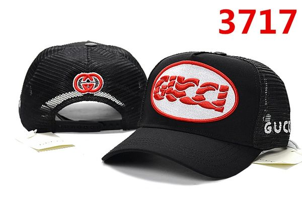 Summer Gucci Embossed Embroidered Printed Baseball Cap Catalog 104 (6 Colors Available)