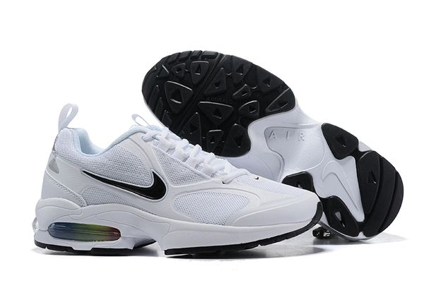 NEW White Nike Air MAX2 Light Running Shoe