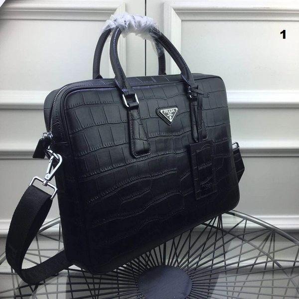 NEW 2018 Original Prada Handbags Catalog 7 (2 Colors Available)