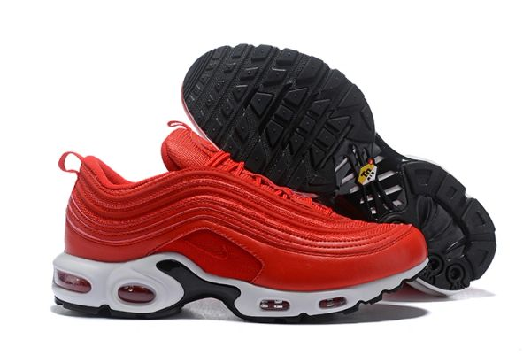 NEW Red Nike Air Max 97 Plus Running Shoe