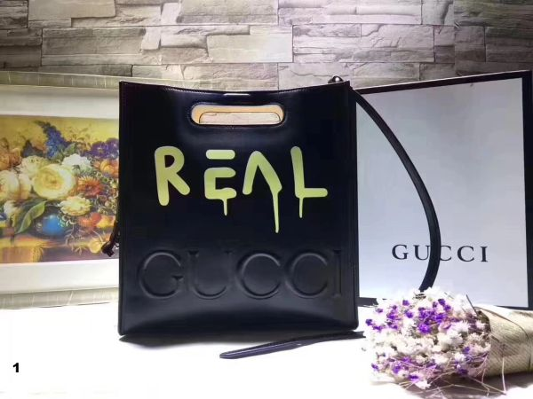 NEW 2018 Original Gucci Handbags Catalog 1 (3 Colors Available)