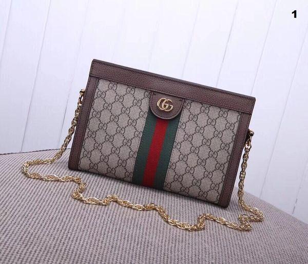 NEW 2018 Original Gucci Handbags Catalog 8 (3 Colors Available)