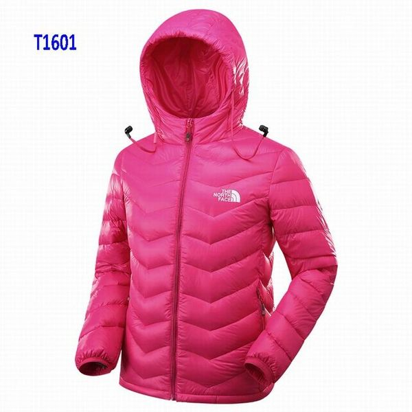 Ladies The North Face T1601 Custom Initiator Thermoball Triclimate Jacket With Hood (8 Colors Available