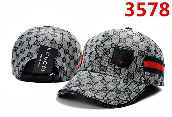 Original Gucci Embossed Embroidered Printed Baseball Cap Catalog 101 (8 Colors Available)