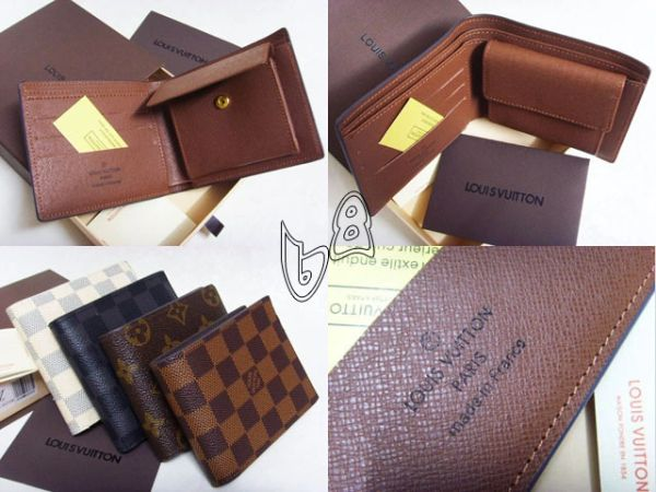 Men's Louis Vuitton Damier Marco Wallet