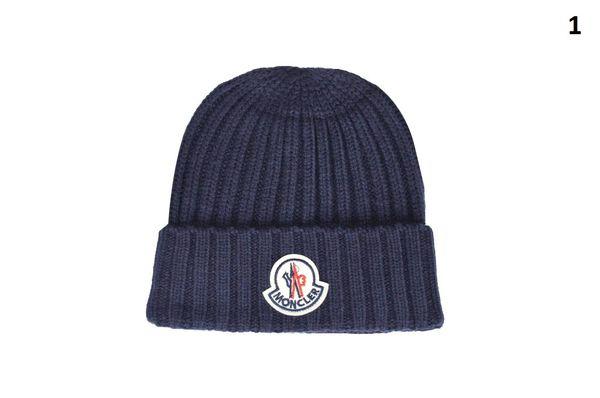 NEW Winter Original Moncler Knit Wool Hat Catalog 2