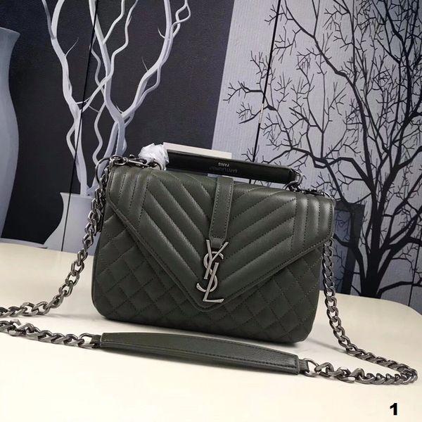 NEW 2018 Original Saint Laurent (YSL) Handbags Catalog 1 (6 Colors Available)