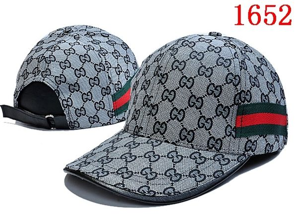 Original Gucci Embossed Embroidered Printed Baseball Cap Catalog 102 (8 Colors Available)