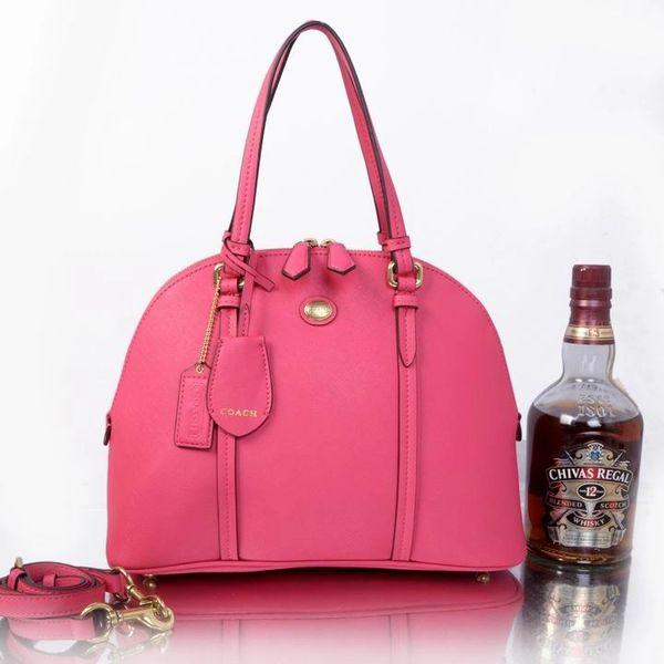 Ladies Coach Original Solid Tote Bag 25671