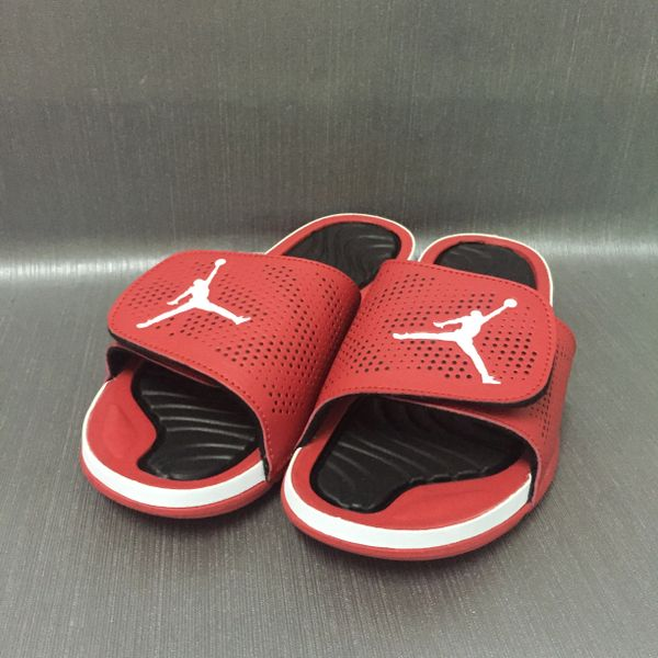 Nike Air Jordan Hydro Gym Red/White/Black Sandals