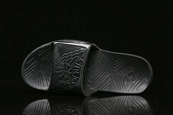 NEW Air Jordan Black Hydro 7 Sandals