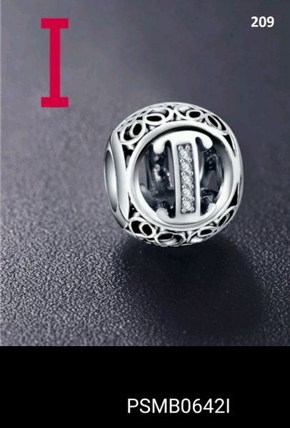 Real 925 Sterling Silver Crafted Pandora & Universal Charms Catalog 24 (9 Charms To Choose From) (Free 7 Day Shipping If You Purchase 10 Or More Charms)