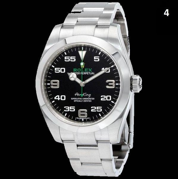 NEW Rolex Air King Luxury Timepiece Catalog 2 (90% Off Retail Price)