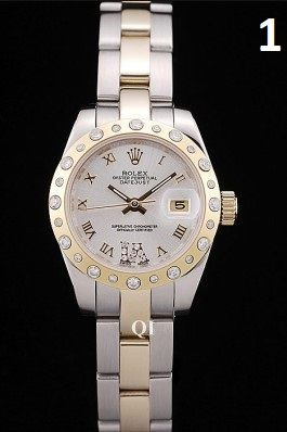 NEW Ladies Rolex Luxury Timepiece Catalog 7 (90% Off Retail Price)